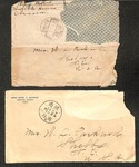 Documents - Attie Bostick - Envelopes by Attie T. Bostick