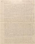 Correspondence - Annie Bostick- Sept. 23, 1926- Mrs. Packard by Attie T. Bostick
