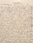 Correspondence - Attie Bostick - Feb. 17, 1932 - Mrs. Packard by Attie T. Bostick