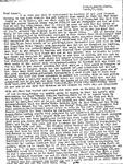 Correspondence - Attie Bostick - March 21, 1933 by Attie T. Bostick