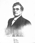 Photograph - George Pleasant Bostick by Unknown