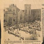 News Clipping- 125th Anniversary by Lem Lynch