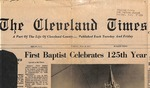 Newspaper - June 20 1972 -The Cleveland Times -125th Anniversary by The Cleveland Times