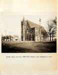 1889-1910 Second Church Building First Parsonage by Unknown