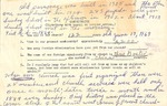 Church Questionnaire - Gingko Trees by First Baptist Church Shelby