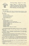Girl Scout Week March 7-13, 1965