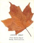 Leadership Banquet November 3, 1970