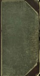 1909 Record Book by First Baptist Church Shelby