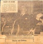 Charity and Children - Feb 22 1951 - Horace Easom