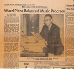 Newspaper - The Shelby Daily Star - Jan 27 1966 - John Ward