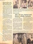 Magazine- Biblical Recorder - Jan 5 1974 - Roland Leath by Woodrow W. Hill