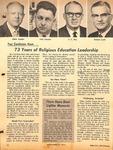 Magazine- Biblical Recorder - Sept 9 1967 - Roland Leath by Biblical Recorder