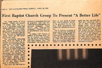Newspaper - The Cleveland Times- April 29 1969 - Van Ramsey