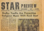 Newspaper - The Shelby Daily Star - May 3 1969 - Van Ramsey