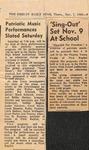 Newspaper- The Shelby Daily Star- Nov 7 1968 - Van Ramsey by The Shelby Daily Star