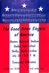 Good News Singers of America by First Baptist Church Shelby