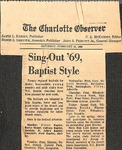 The Charlotte Observer Feb. 22, 1969