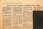 The Cleveland Times November 5 1968 by The Cleveland Times