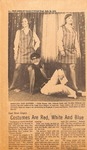The Shelby Daily Star July 29, 1970 Costumes
