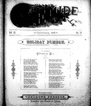 Volume 3 (1885)