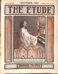 Volume 21, Number 12 (December 1903)