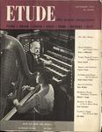 Volume 72, Number 09 (September 1954) by Guy McCoy