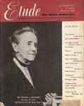 Volume 70, Number 11 (November 1952)