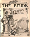 Volume 36, Number 10 (October 1918) by James Francis Cooke