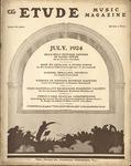 Volume 42, Number 07 (July 1924)