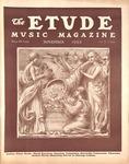 Volume 43, Number 11 (November 1925)