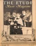 Volume 54, Number 11 (November 1936)