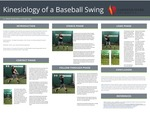 Kinesiology of a Baseball Swing