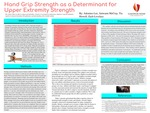 Hand Grip Strength as a Determinant for Upper Extremity Strength