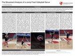 The Movement Analysis of a Jump Float Volleyball Serve