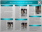 Movement Analysis Of A Box Jump