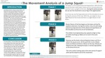 The Movement Analysis of a Jump Squat