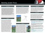 Standing Javelin Throw