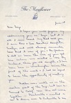 Correspondence - 1950, June 1 - Evelyn Bostic Garrison (Fay)