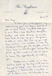 Correspondence - 1950, June 1 - Evelyn Bostic Garrison (Fay) by Evelyn Bostic Garrison
