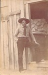 Photograph - Wilburn Andrew Bostick (2) by Unknown