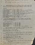 Genealogy Chart - Charles & Burwell Blanton Families