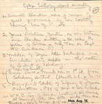 Genealogy Notes - Bridges & Blanton Family 2