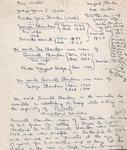 Genealogy Notes - Bridges Blanton Family 3
