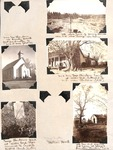 Scrapbook Pages - Bridges - Blanton Family & Homeplaces by Fay Webb Gardner