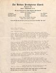 Correspondence - 1939, August 28 - O. V. Armstrong by O V. Armstrong