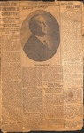 Charles Spurgeon Webb - Scrapbook News Clippings