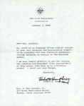 1968, October 3 - Vice President Hubert H. Humphrey by Hubert H. Humphrey