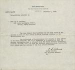 1939, February 7 - E. S. Adams