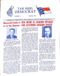 Tar Heel Democrat Issue 4 by North Carolina State Democratic Executive Committee