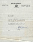 1952, July 25 - Correspondence - Jack R. Wells by Jack R. Wells